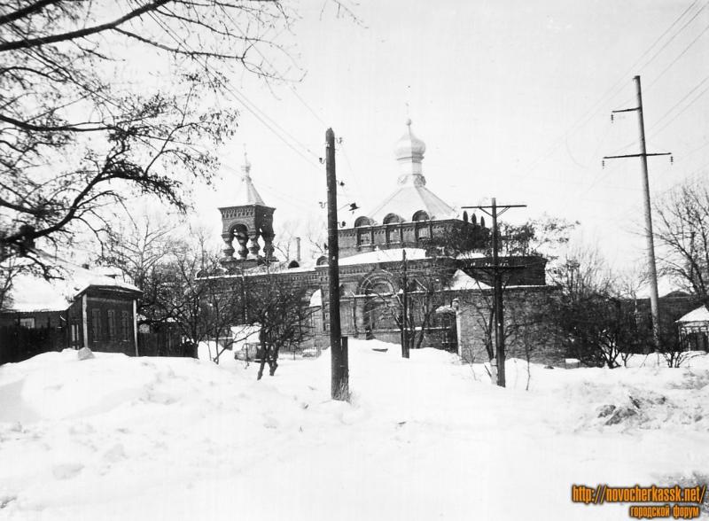 Георгиевская церковь. Улица Маяковского/Октябрьская