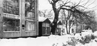 Здание Новочеркасской спортивной школы (бывшая почтовая станция). Атаманская, 39