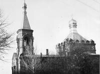 Константино-Еленинская церковь. Улица Крылова