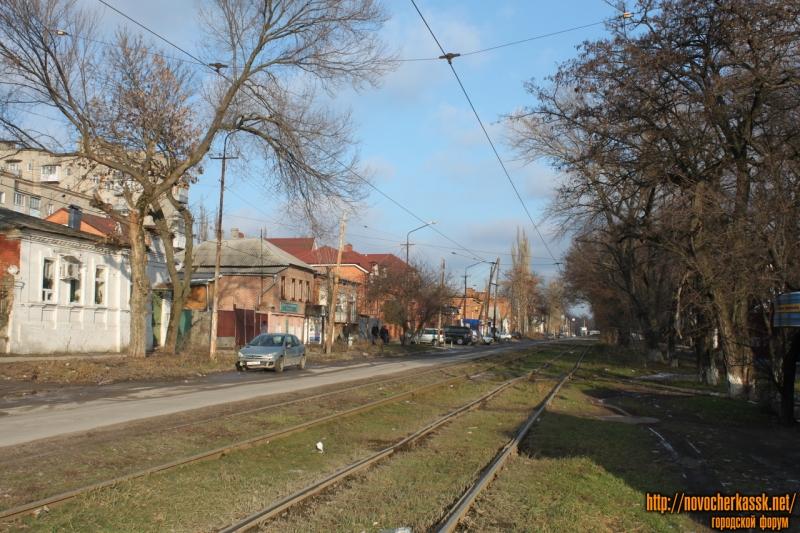 Улица Троицкая. Вид с улицы Михайловской