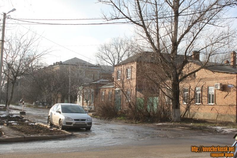 Улица Каляева. Вид с Михайловской