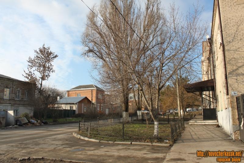 Вид улицы Михайловской