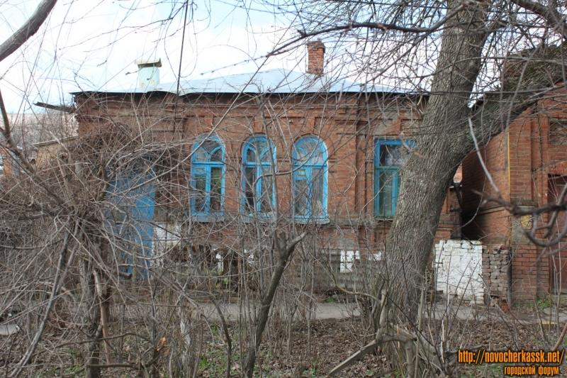 Улица Бакунина, 20