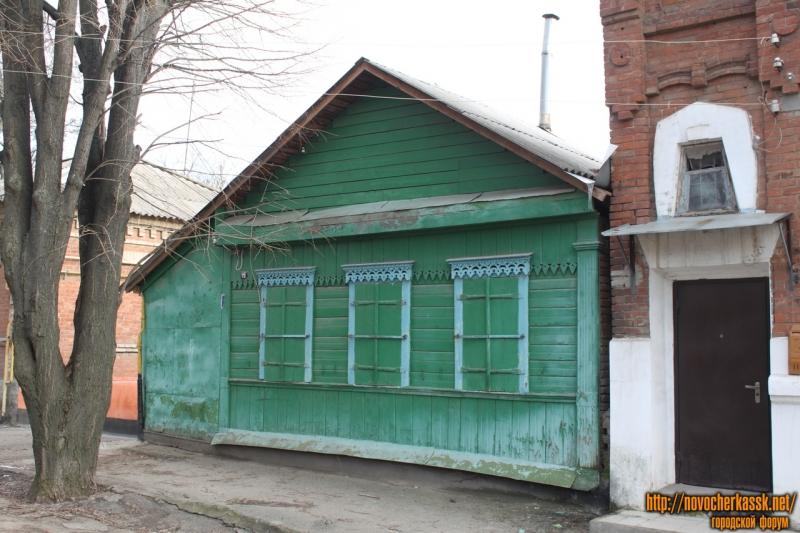 Улица Бакунина, 15