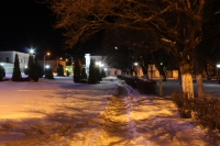 Сквер перед Атаманским дворцом