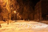 Аллея на Александровской