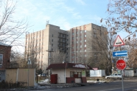 Двенадцатое общежитие (пересечение Троицкой и Михайловской)