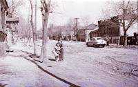 Вид улицы Бакунина. Справа - Бакунина 17