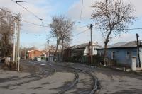 Улица Бакунина. Вид с улицы Богдана Хмельницкого