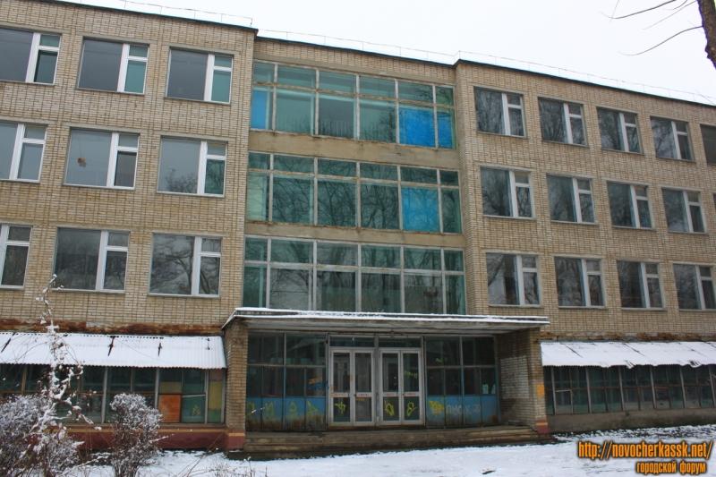 Улица Чехова. Школа №11