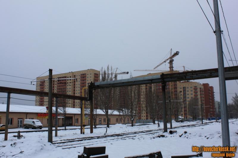 Строительство домов на Мацоты