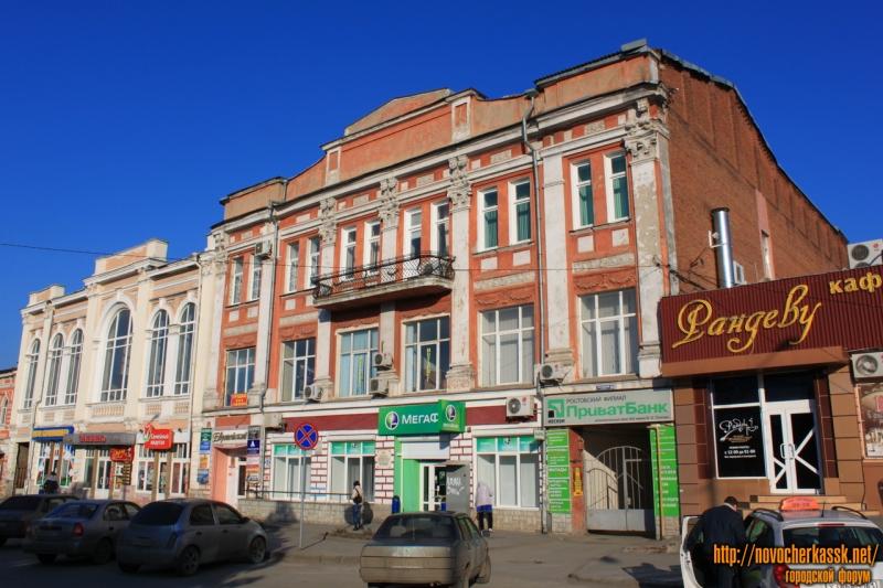 Платовский проспект, 80 (бывший Дворец пионеров)