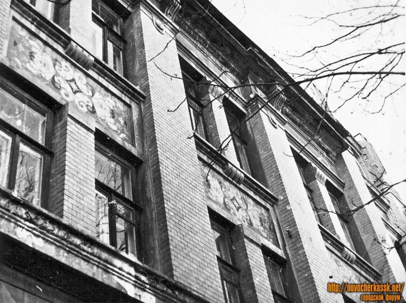 Московская, 11. Здание милиции