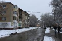 Улица Калинина. Вид от Севастопольской