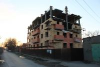 Строительство дома на Энгельса, 6