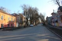 Красноармейская улица между Атаманской и Московской