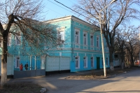 Детский дом №4. Улица Дворцовая, 13
