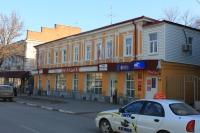 Московская, 4. Магазин «Спартак»