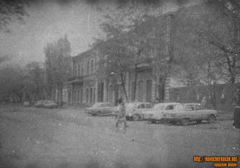 Проспект  Платовский. Здание винзавода