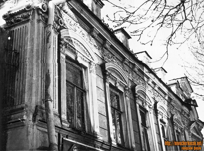 """Московская, 17. Дом с магазином """"Филателия"""""""