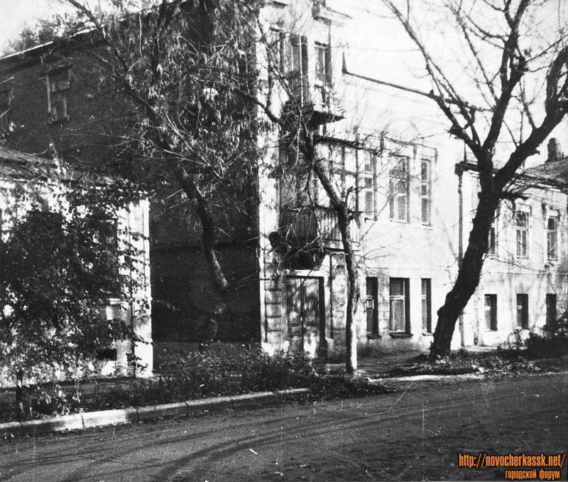 Улица имени Генерала Лебедя, 16