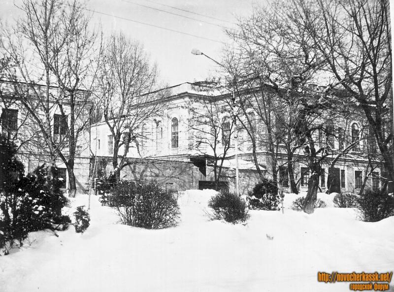 Проспект Платовский, 54. Бывший дом Дворянского собрания