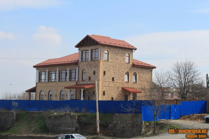 На месте старого ресторана «Кавказ»