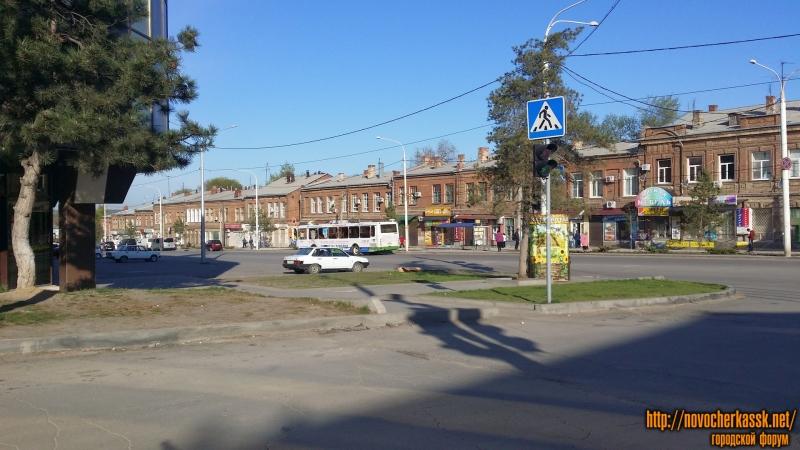 Угол Орджоникидзе и Платовского