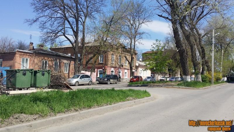 Улица Комитетская, между Пушкинской и Московской