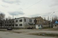 Цеха бывшего молзавода. Улица 26 Бакинских комиссаров