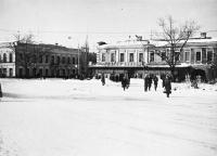 Пересечение Платовского, 88  и Московской, 2