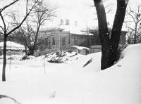 Пр. Баклановский, 19. Дом, в котором жил Ларин