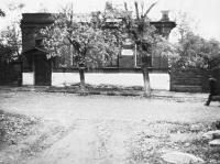 Улица Грекова, 10. В этом доме действовала подпольная типография
