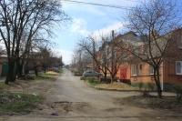 Улица Островского. Вид с клицы Щорса
