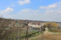 Вид на улицы, прилегающие к Тузлову