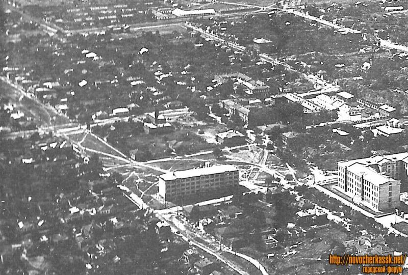 Улицы Бакунина и Просвещения 1935-36 г.