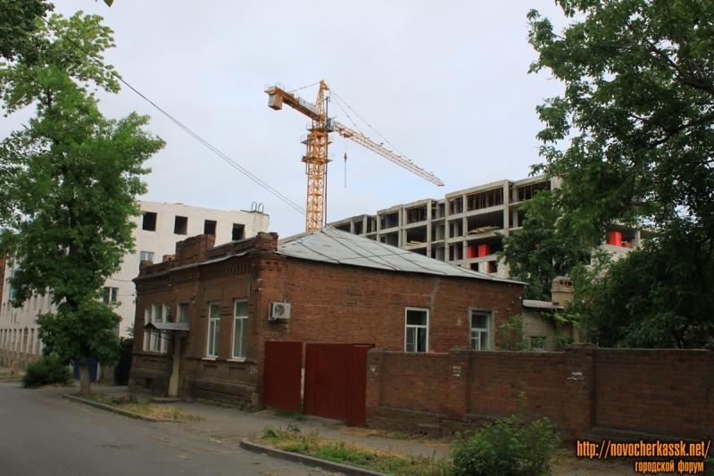 Строительство на Дубовского