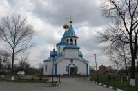 Улица Гагарина, 108Б. Храм Донской иконы Божией матери