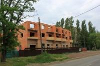 Строительство дома на Буденновской, 133