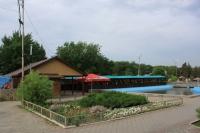Кафе перед гостиницей Новочеркасск