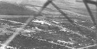 Здание Кадетского корпуса снятое с самолета, 1935-36 г.