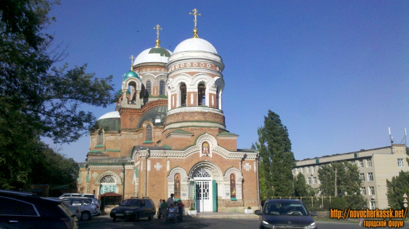 Александровский храм
