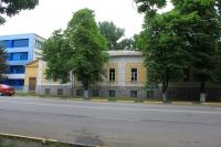 Улица Московская, 52. Бывший детский дом