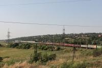 Вид на Новочеркасск с северной стороны