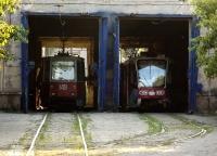 Трамвайное депо в Новочеркасске