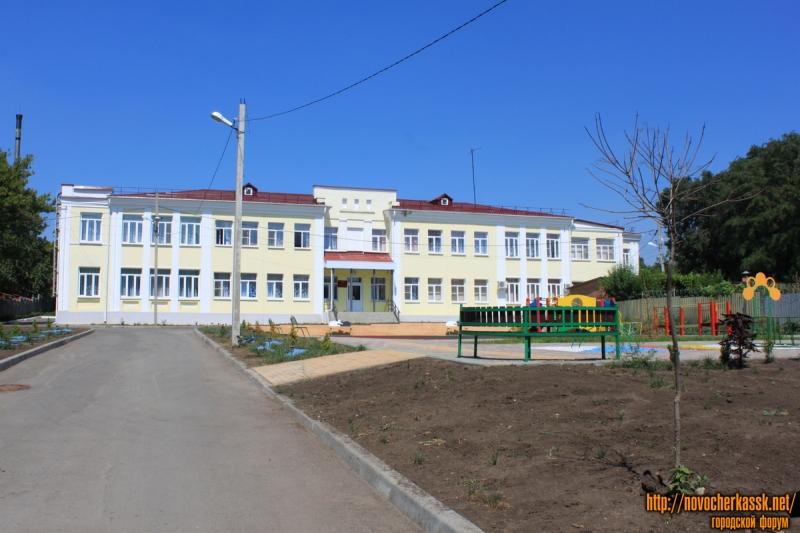 Детский сад №31. Улица Троицкая, 66
