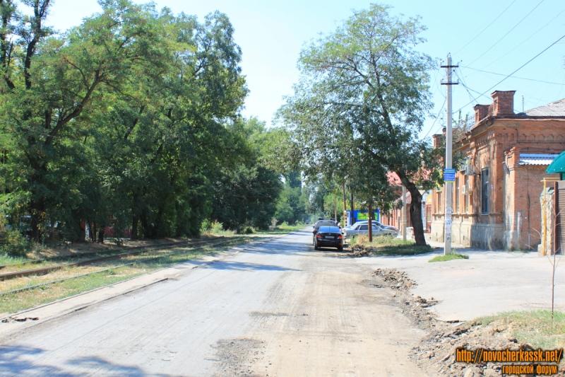 Ремонт улицы Троицкой