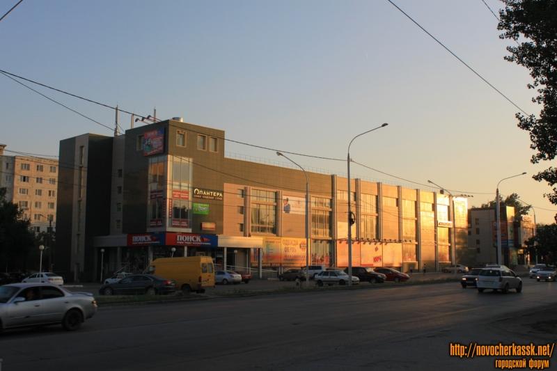 ТЦ Поиск на Баклановском