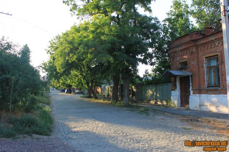 Вид улицы Грекова