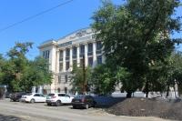 Горный корпус ЮРГПУ (НПИ). Вид с улицы Богдана Хмельницкого